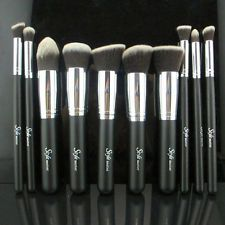 Sigma makeup Brush dupes for $20 for the whole set on eBay!!!