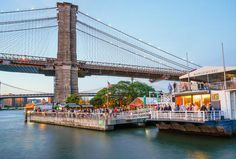 Best places to drink outside in NYC