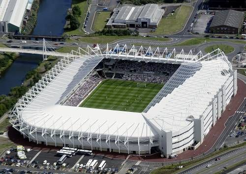 Swansea is my religion and the Liberty is my church. Liberty Stadium Swansea