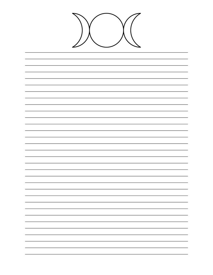 It's just an image of Luscious Free Printable Grimoire Pages