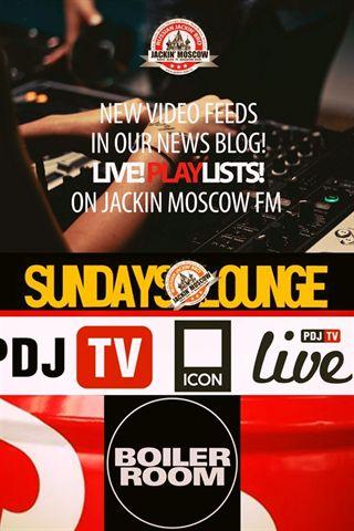 Jackin' Moscow FM - Get it now!