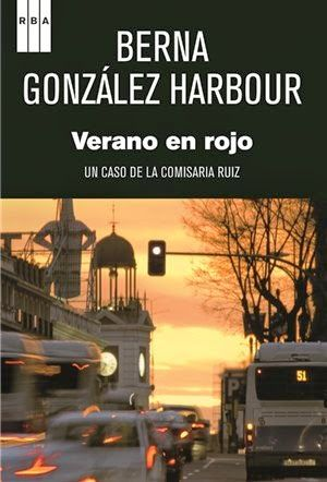 Berna González Harbour achéganos as historias da comisaria de policía María Ruiz. N (ES) GON ver