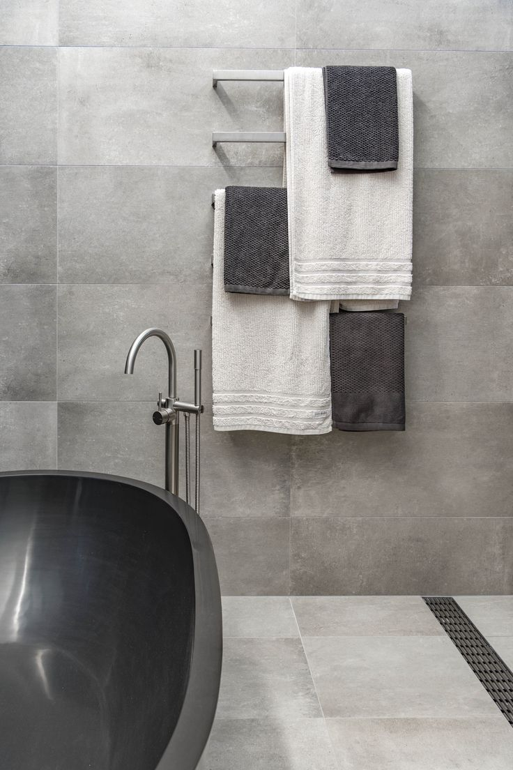 16 best bathroom projects rivoland tiles images on pinterest yarra house ii dna architects interior architecture design house canberra dailygadgetfo Images