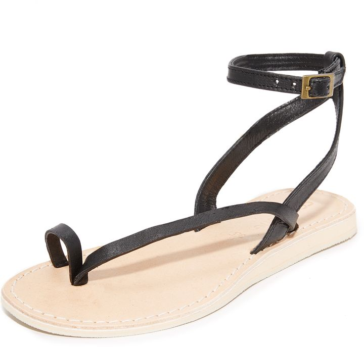 Cocobelle Spartan Toe Ring Sandals