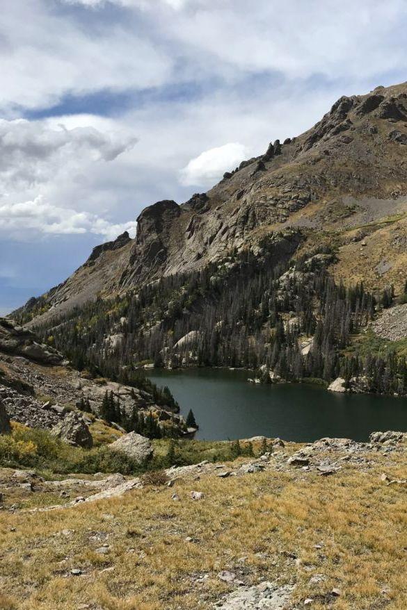 Challenger Point Challenger, Colorado, Beat drop