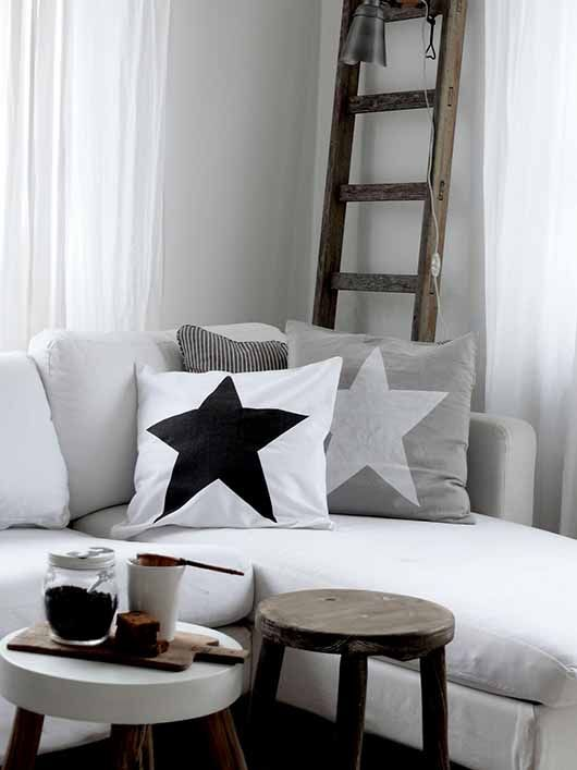 pillows star