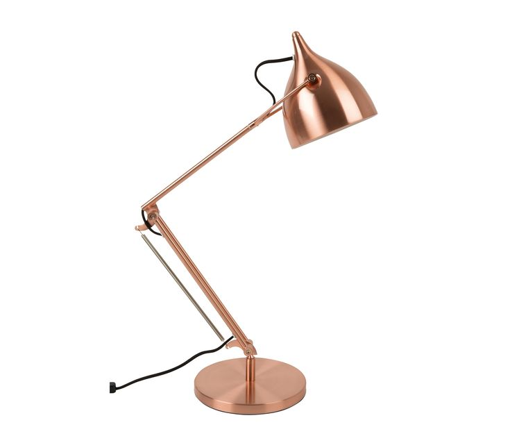 Voorbeeld van Burolamp Reader Copper