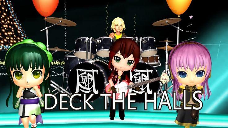 Deck The Halls Song | Car Songs | Kids Songs | Cartoon Songs | Christmas...