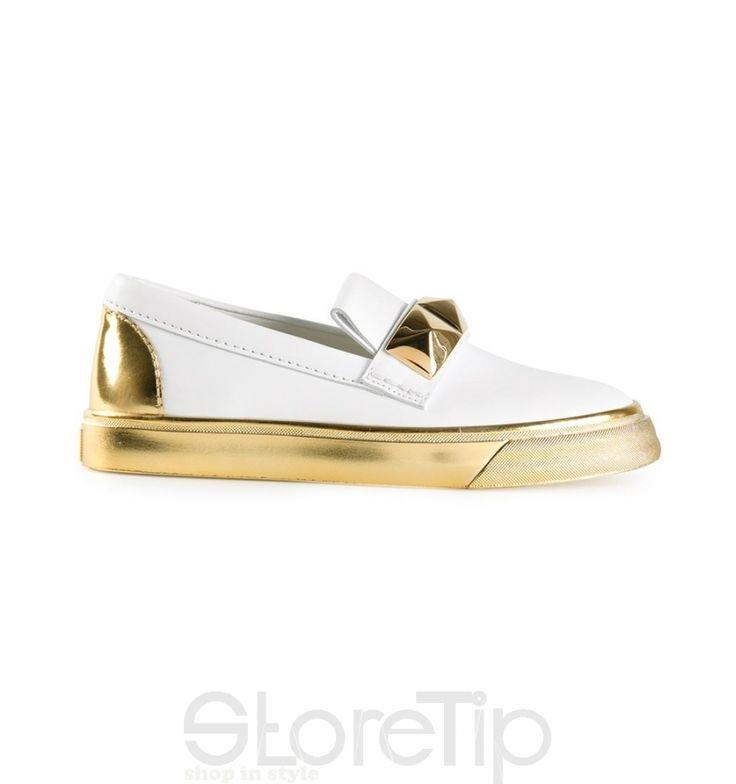 Giuseppe Zanotti Design Slip-On Style Sneakers - StoreTip