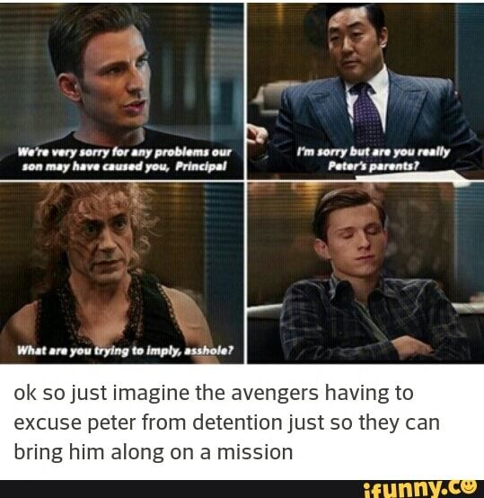 #tumblr, #marvel, #spiderman, #avengers, #tonystark