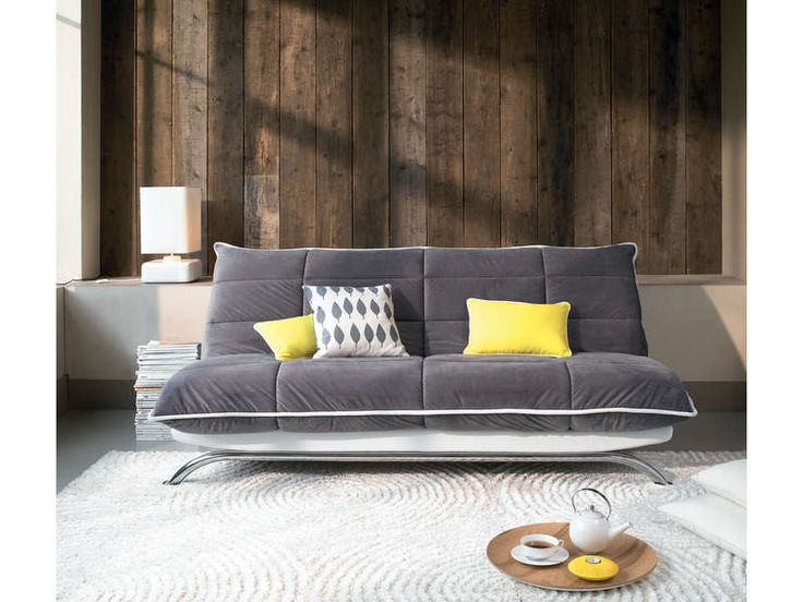 17 meilleures id es propos de sofa cama clic clac sur pinterest futones p - Banquette clic clac design ...