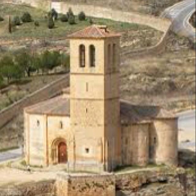 Vera Cruz Templar Church, Segovia, Spain