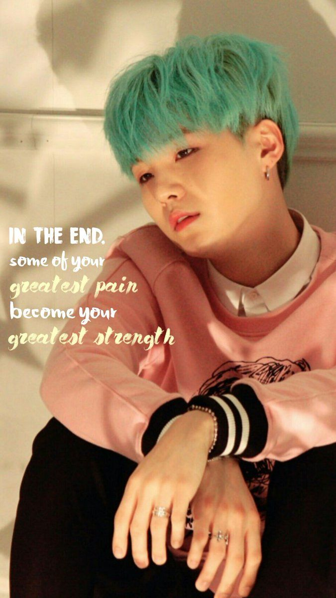 Awesome Suga Once Said To Army wallpapers to download for free greenvirals
