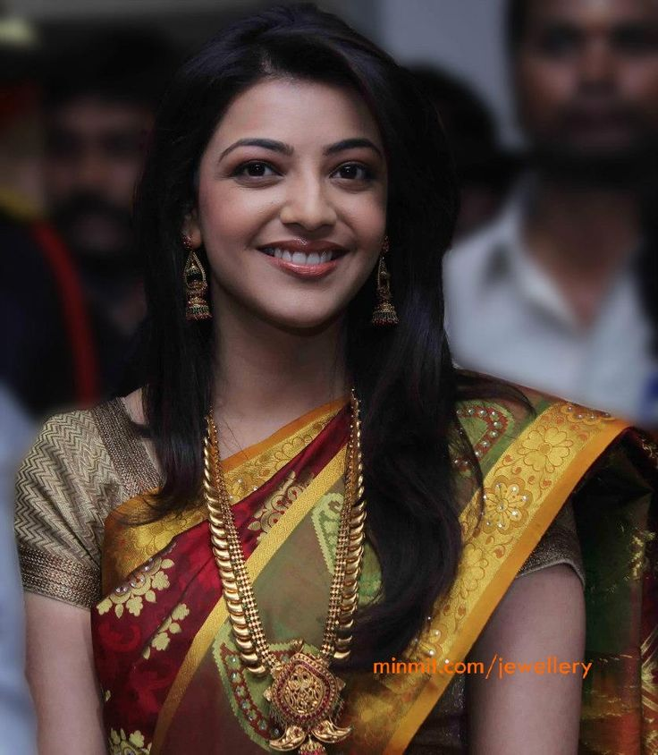 kajal agarwal traditional dress - photo #34