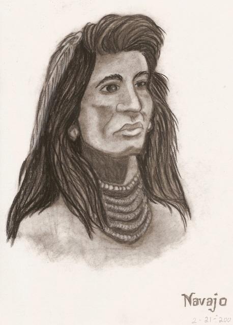Navajo: Art Work