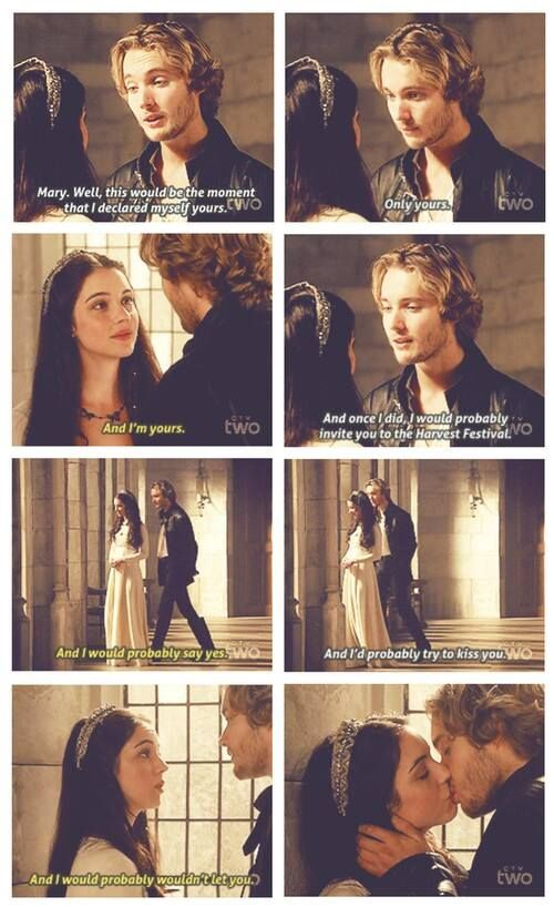 Reign, Mary and Francis!