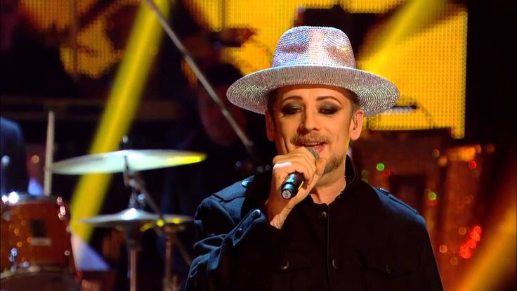 Karma Chameleon - Culture Club (Strictly Come Dancing results show on Su...