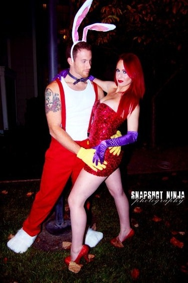 41 best images about Jessica Rabbit Halloween 2012 on - Betty Boop Hairstyle