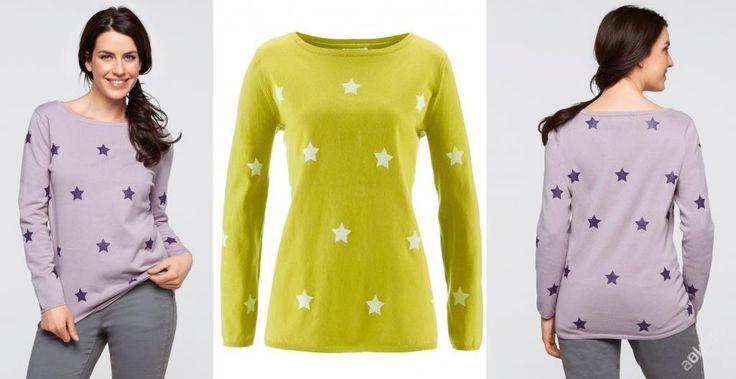 * NOVÉ ,,KRÁSNÝ zelený svetr s hvězdičkami vel.56/58 :: AVENTE ...móda s nápadem