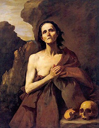 Jusepe de Ribera Maria Aegyptiaca (St. Mary of Egypt) 1641