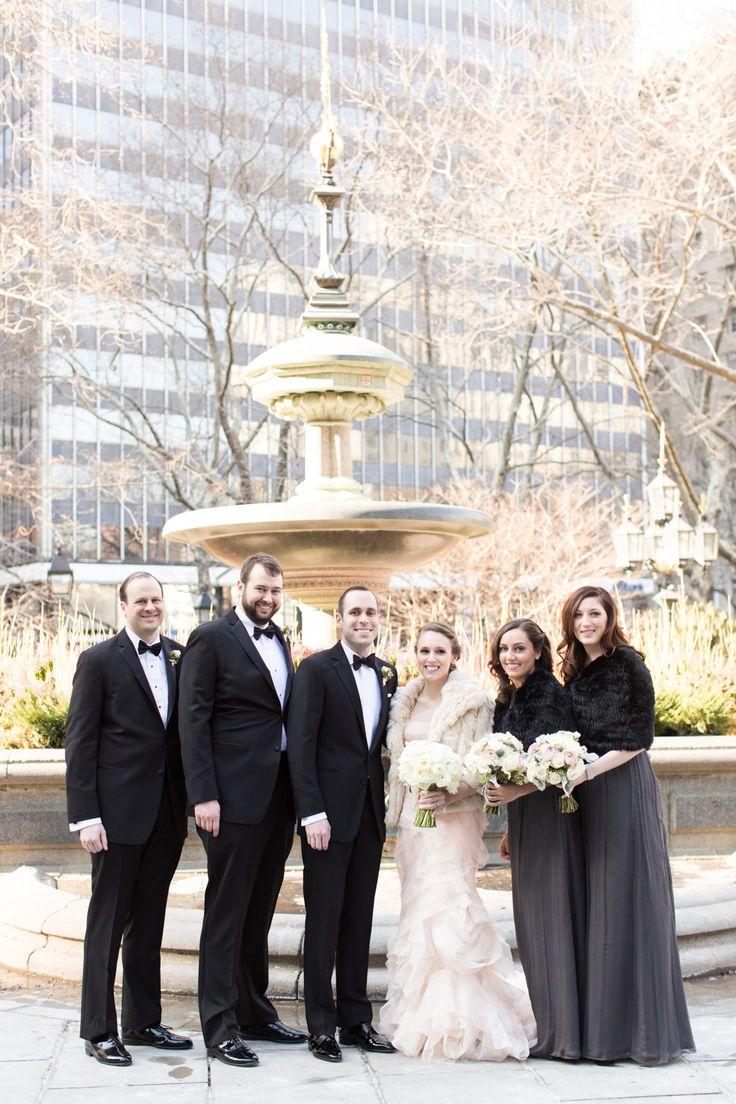 wedding ceremony new york city%0A New York City Wedding at The Bowery Hotel