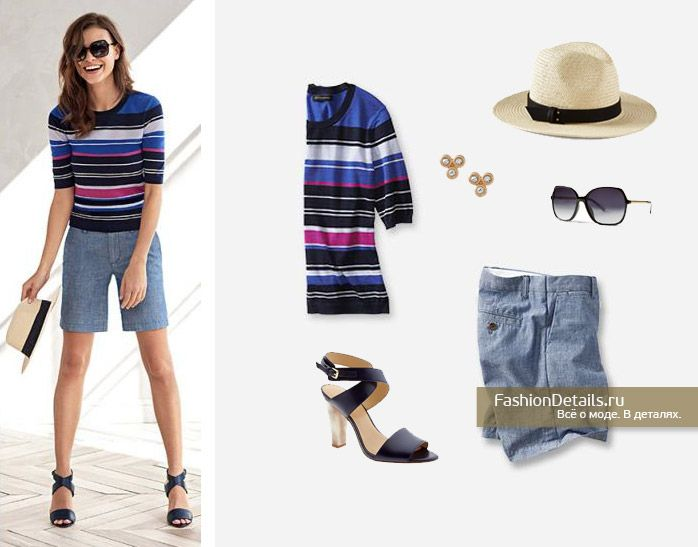 Summer 2016: 10 pieces = 10 outfits!