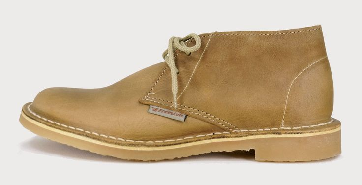 Freestyle Aviator Camel Handmade Full Grain Genuine Leather Unisex Hunter / Veldskoen. R 699. Handcrafted in Cape Town, South Africa. Code: 42279.  See online shopping for sizes. Shop for Freestyle online https://thewhatnotshoes.co.za/ Free delivery within South Africa.