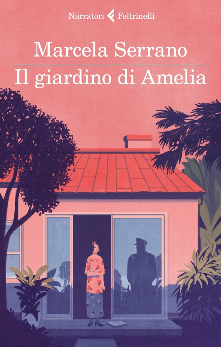 "Check out this @Behance project: ""Marcela Serrano ""Il giardino di Amelia"" • Feltrinelli"" https://www.behance.net/gallery/44044627/Marcela-Serrano-Il-giardino-di-Amelia-Feltrinelli"