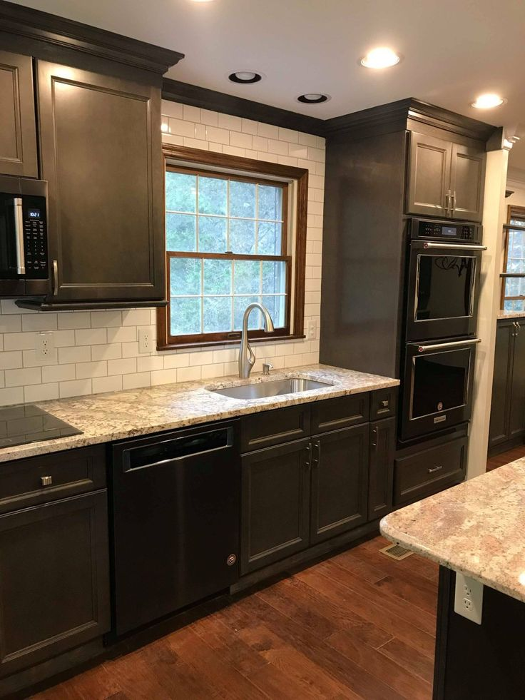 Pin by Knox Rail Salvage on Cabinets Home Tour | Kitchen ...