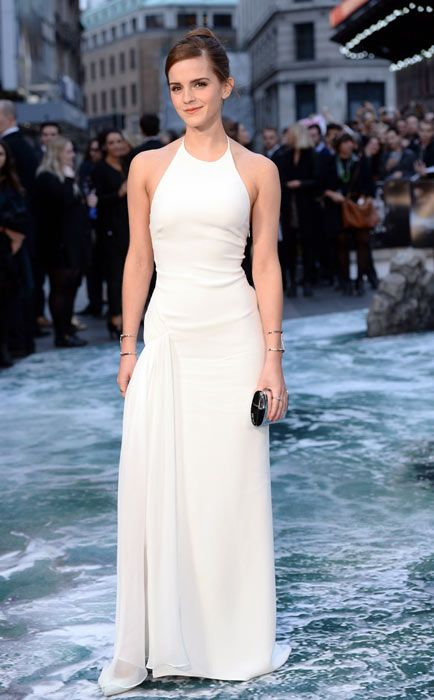 Emma Watson picks up literature degree from Brown University