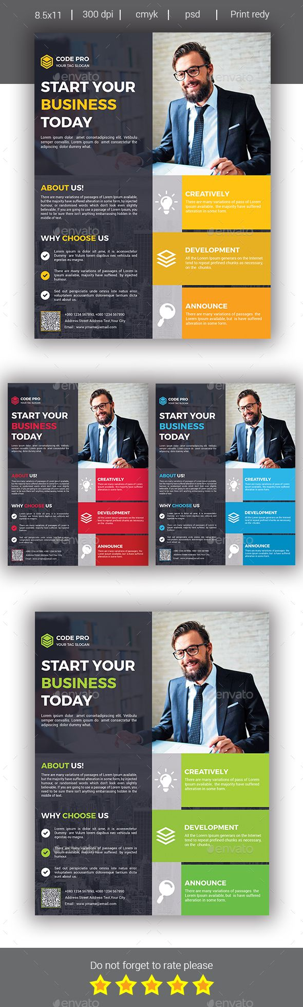 best ideas about template flyer design brochure corporate business flyer template psd