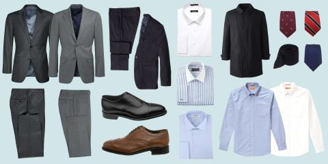 How to Build a Wardrobe for Your Career - What Should I Wear to Work?