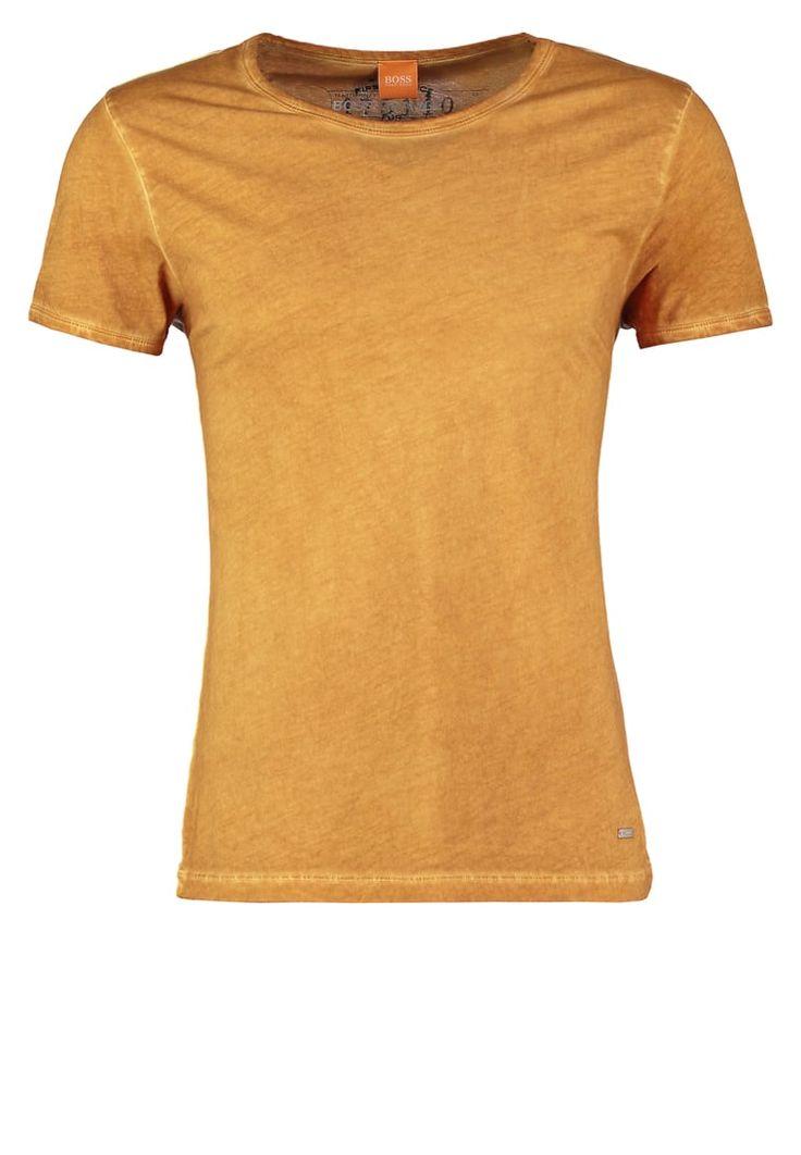 BOSS Orange TOUR TShirt basic dark orange Premium bei Zalando.de | Material Oberstoff: 100% Baumwolle | Premium jetzt versandkostenfrei bei Zalando.de bestellen!