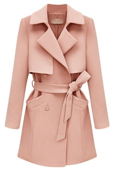 Pretty pink coat http://rstyle.me/~3b9ny