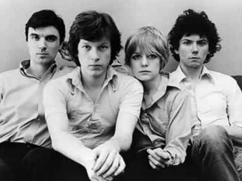 Talking Heads - Psycho Killer- one of my all time favorite bands