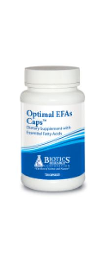 Optimal EFAs Capsules - Essential Fatty Acids (fish & plant)