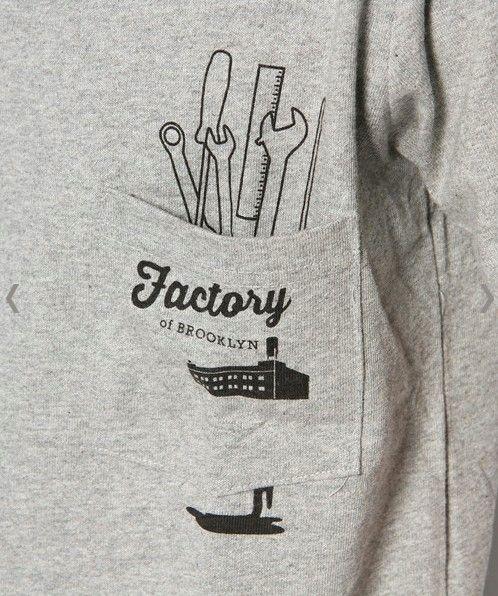 BEAMS Men's casual  T-shirt Design