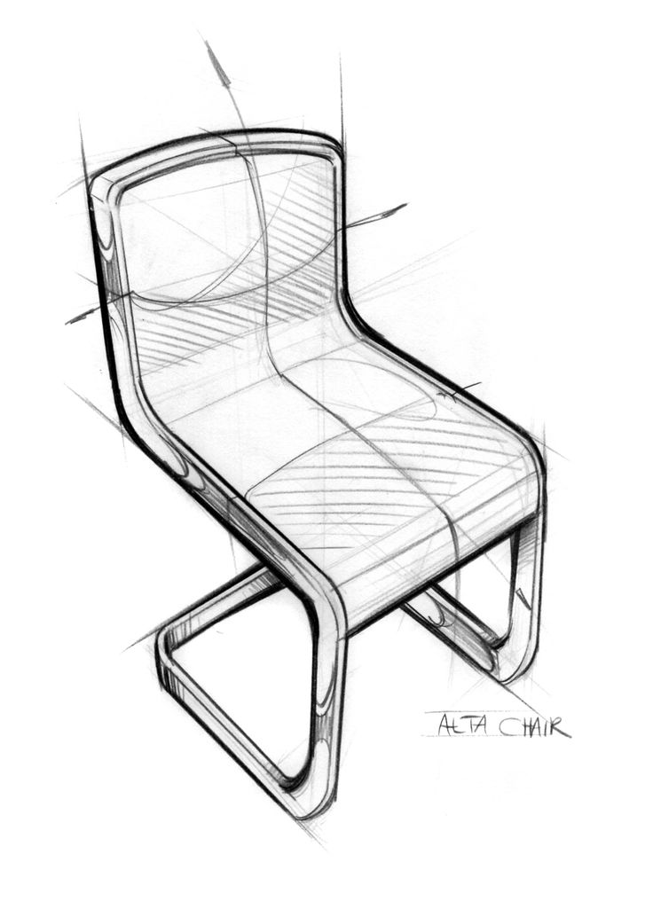 Virtual Projects - Another use of using a virtual tools to have students construct projects online.  Here is a design for a chair.