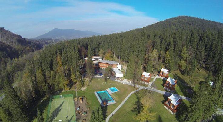 Horský Hotel Čeladenka - Čeladná, Tschechien