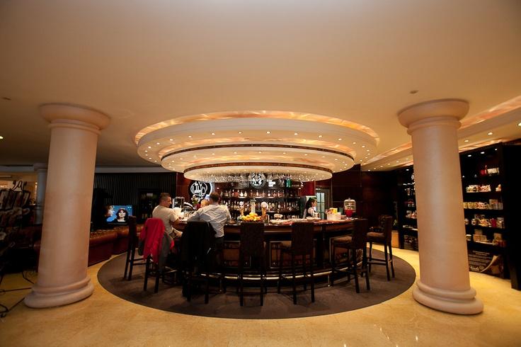 The Lobby Bar I Bucharest I Phoenicia Grand Hotel