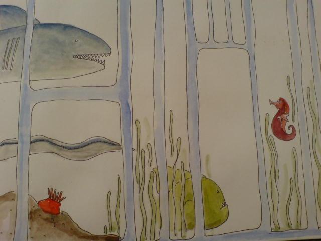 under water ideas....