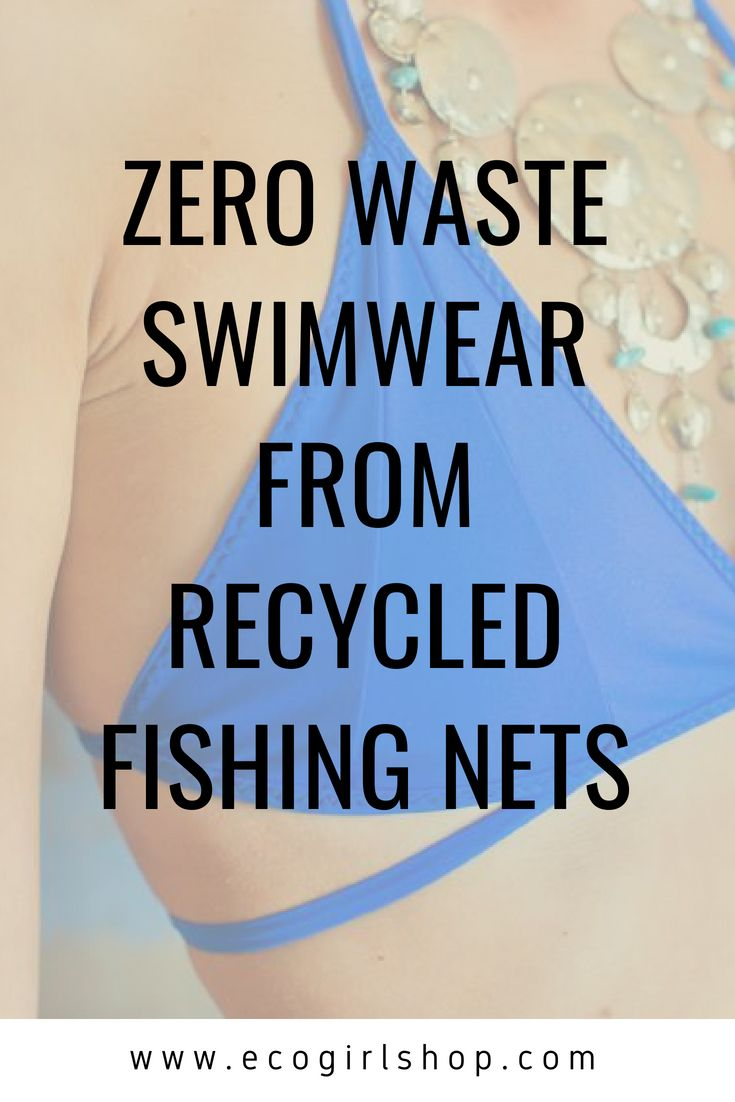Eco-Friendly Swimwear – Kristina Harju