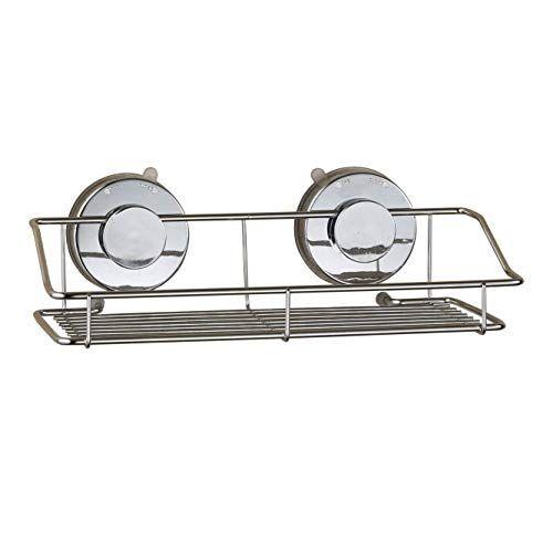Bathroom Shower Caddy Bath Shelf Storage Combo Organizer No Damage Suction Cup Rustproof Wire Basket For Kitchen Shower Caddy Bath Shelf Storage Shelves