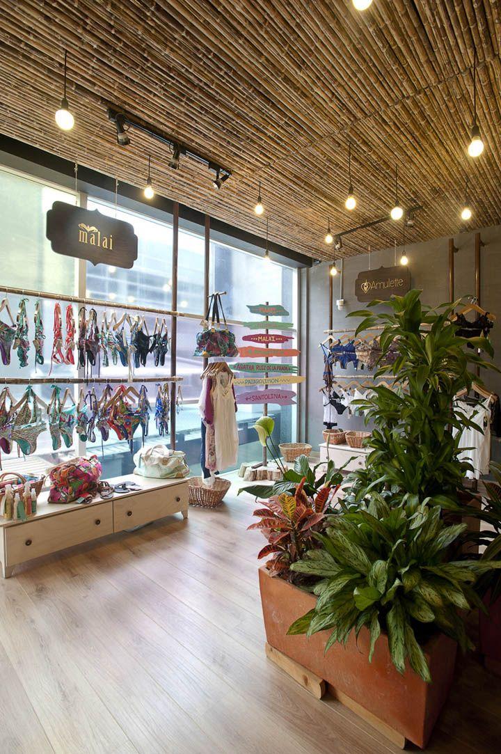 lagunarosa store by plasma bogot colombia store design - Storefront Design Ideas