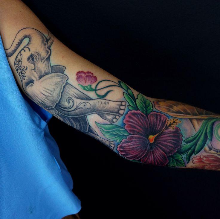 Kany García tattoo