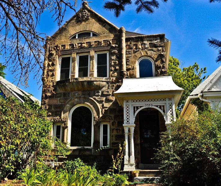 1880s Romanesque Denver Home Article By Ken Schroeppel
