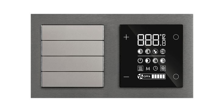 'NF | 71 Serie | Wall Mounted Devices | Ekinex