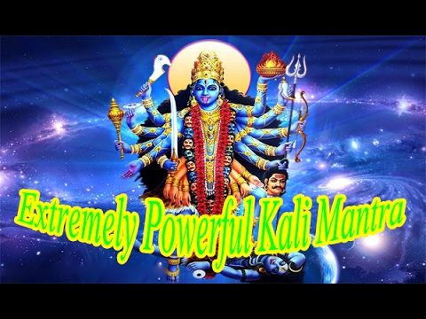 (HINDUISM)Extremely Powerful Kali Mantra l Mantra To Destroy Enemy - Tuberov