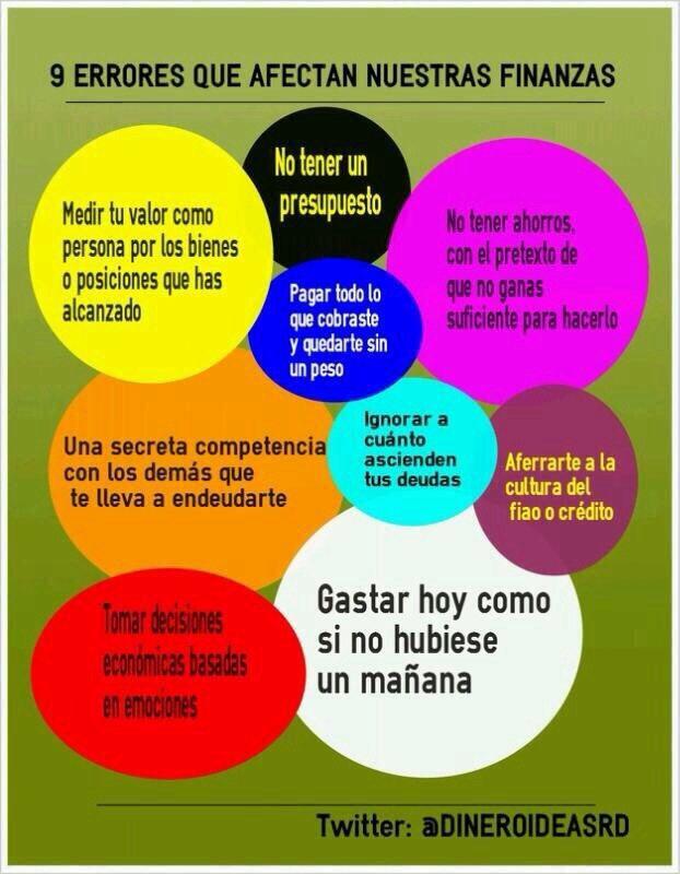 Finanzas Personales #embgroup    http://www.facebook.com/EnriqueMaldonadoJr