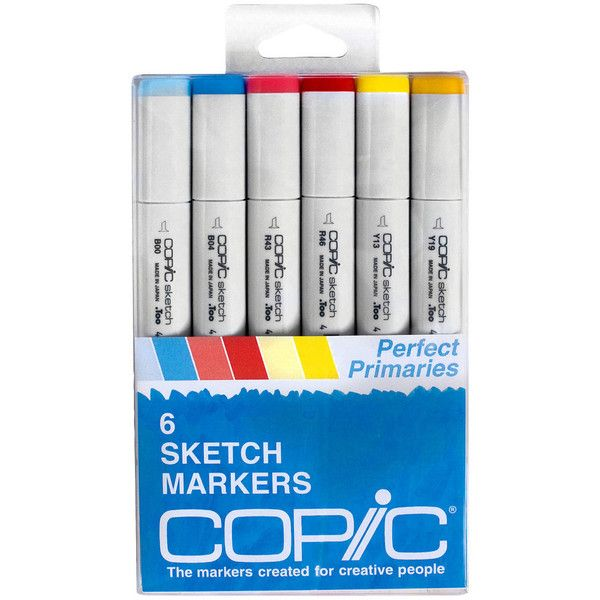 1000 Ideas About Copic Sketch Marker Sets On Pinterest
